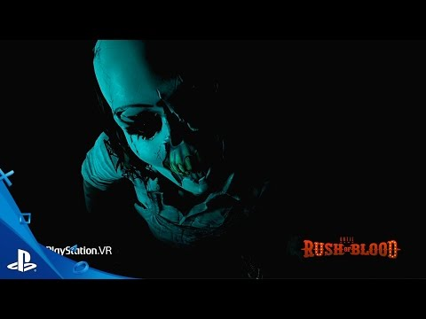 Until Dawn: Rush of Blood - Games Preview Summer 2016 | PS VR