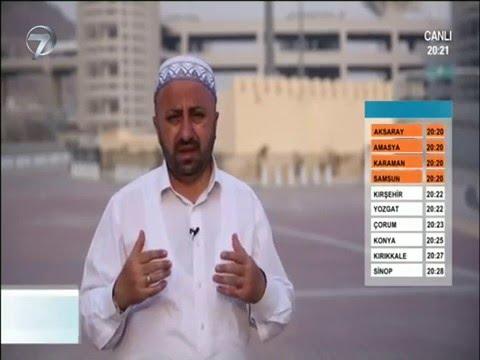ömer döngeloğlu  10 resulullahin izinde   akabe mescidi   youtube