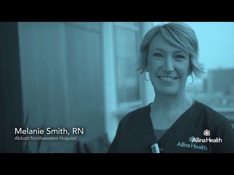 Melanie Smith, RN, Abbott Northwestern Hospital