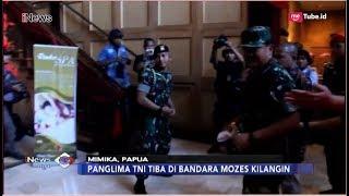 Download Video Panglima TNI dan Wakapolri Gelar Rapat Tertutup di Mimika - iNews Sore 05/12 MP3 3GP MP4
