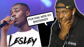 AMERICAN REACTS TO DAVE - LESLEY (UK RAP REACTION) [IF YOU NEED HELP HIT ME UP!!]