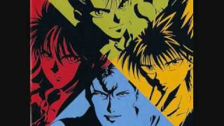 Yu Yu Hakusho Unreleased Track: Sad Beautiful Memory