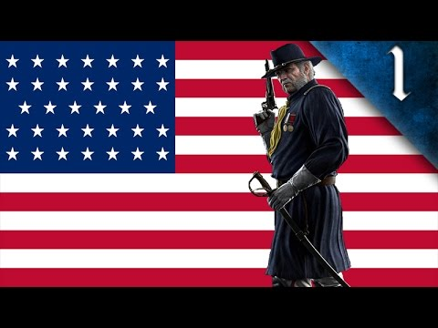 EMPIRE TOTAL WAR: AMERICAN CIVIL WAR: UNION STATES CAMPAIGN EP. 1 - BROTHERS VS. BROTHERS!