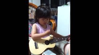 곰세마리 우쿨렐레연주 ukulele baby