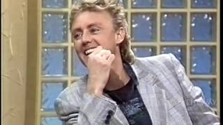 Roger Taylor (The Midday Show 1985 Interview)