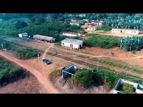 LA GARE DE MOSSENDJO #VLOG242    République du Congo – Afrique Centrale