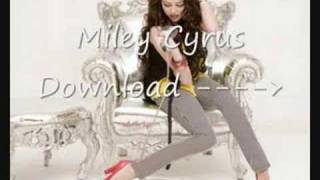 Miley Cyrus *Break Out Album*  DOWNLOAD [CD Version]