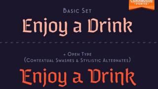 Whisky Font Download