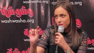 بالفيديو.. ريم البارودي: فشلت في الحب من 'أحمد سعد'.. ونجحنا في الصداقة