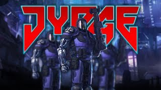 JYDGE - Judge Dredd Simulator
