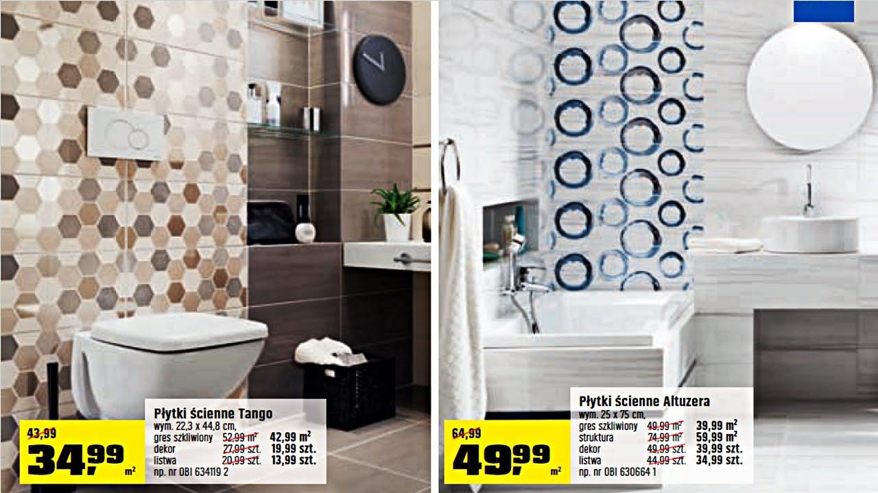 Nowa Gazetka Obi Od 09062016 łazienka Jak Nowa
