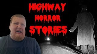 "Mr. Nightmare ""3 Scary TRUE Highway Horror Stories"" REACTION!!!"
