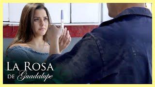 La Rosa de Guadalupe: Micaela se mete con el esposo de su prima   Un error llamado María Cayetana
