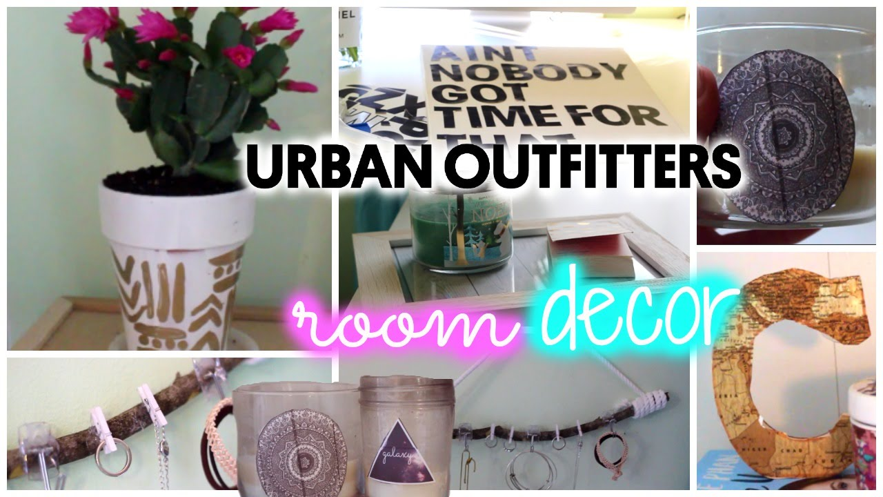Diy Urban Outfitters Inspired Room Decor Quick Cheap
