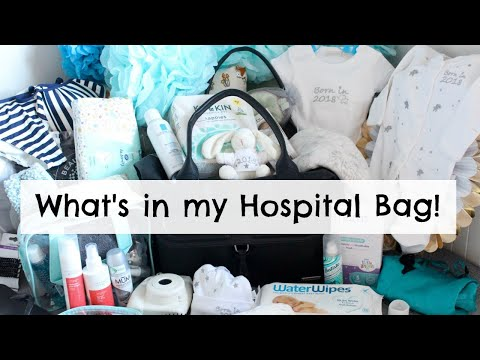 What to Pack in your Hospital Bag – Mummy Nutrition