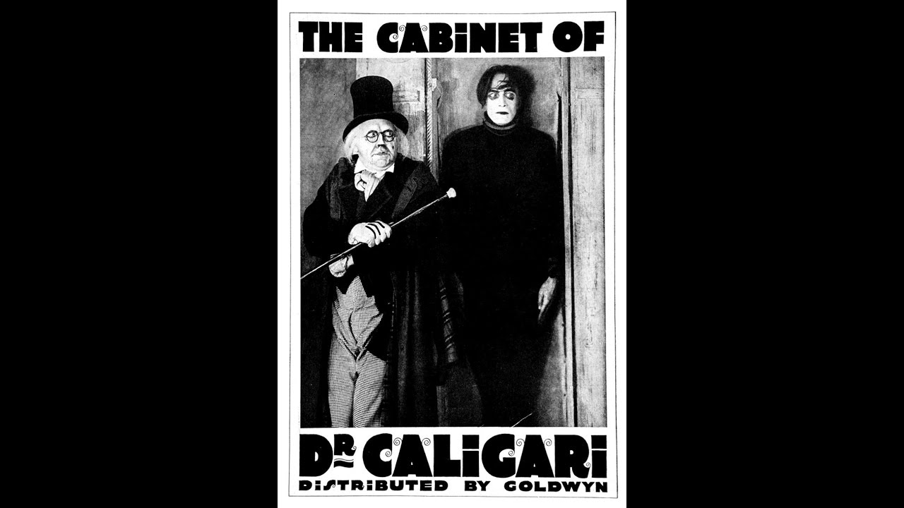 the cabinet of dr caligari's sequence Cabinet of dr caligari 1962 dvd screening of the cabinet of dr ramirez robert wiene's cabinet of dr caligari has remained a classic of cinema.