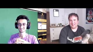 What's Happening With Crypto + Will The Internet Be Hosted On Blockchain With Iman Shafiei