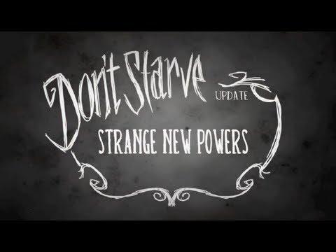 Don't Starve: Strange New Powers