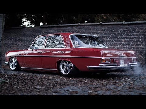 Tuning Mercedes Benz W108 280S / Mostbook