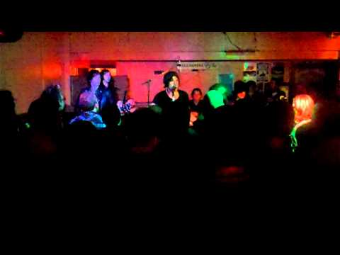 Jesse Malin & The St. Marks Social -- Riding on the Subway