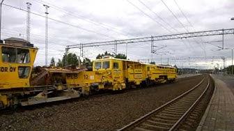 "Komsor Oy:n työkone (""Late"" ja ""Håkan"") ohittaa Toijalan WP 20150719 18 52 39 Pro   trimmed"