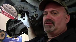 Chrysler Pacifica Rear Shocks and Coil Spring Replacement