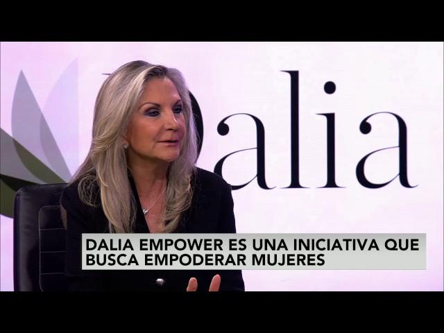 Dalia Empower es una iniciativa que busca empoderar a mujeres