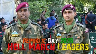"""Meet Indian Army Para Officers Leading """"Hell March"""" On Rajpath on 71st Republic Day"""