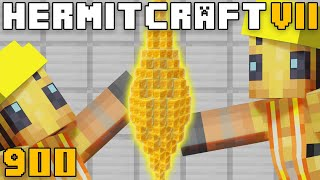 Hermitcraft VII 900 Powered By Honey Crystal!