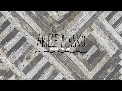 Modern Geometric Wood Wall Art | Ariele Alasko Style
