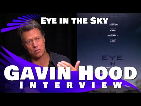Eye in the Sky: Gavin Hood Interview Mp3