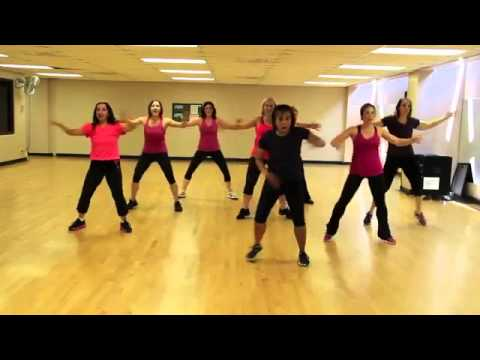Dance Fitness - YEAH 3x by Chris Brown