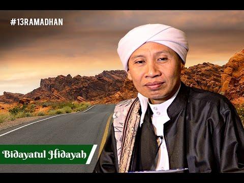 Tata Cara Sholat dan Do'a Iftitah | Buya Yahya | Kitab Bidayatul Hidayah | 18 Juni 2016
