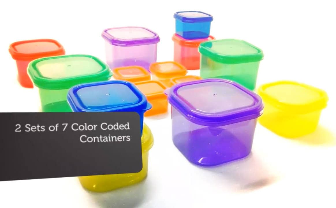 Container Volume Control : Day fix containers gr get in shape