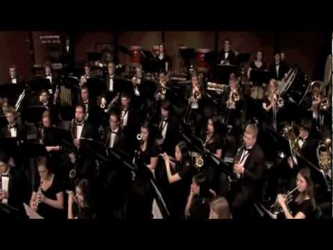 Union High School Wind Ensemble - The National Game by John Philip Sousa