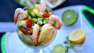 mexican ceviche recipe heghineh cooking show