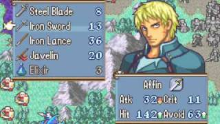 Rondie Plays Fire Emblem 8: Finale I: A Walk in the Woods 2/9