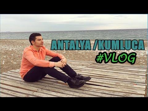 Kumluca/Antalya VLOG (Gençlik Festivali Konuşmam)