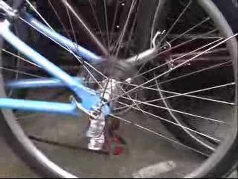 Bike Trailer Hitch Upgrade Youtube