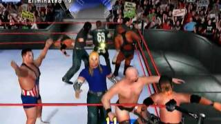WWF Royal Rumble (DC) - Royal Rumble Mode