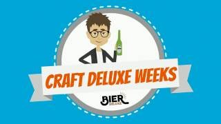 Craft Deluxe Weeks von Bier-Deluxe