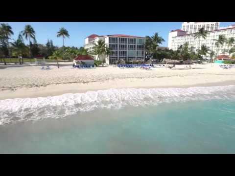 Nassau Bahamas drone view HD pt 2