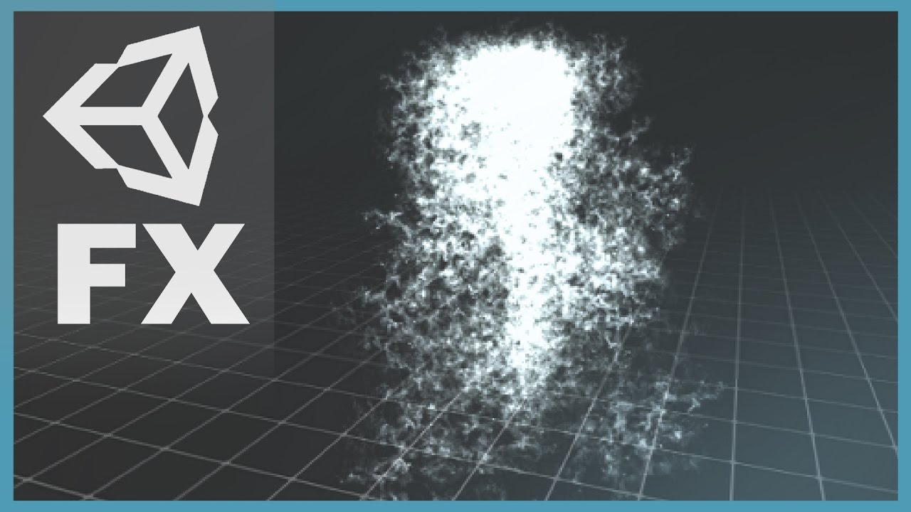 Unity 3d Tutorials - Particle FX - #2 Water Fountain