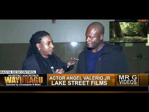Wayunagu Movie Premiere in New York  ANGEL VALERIO JR