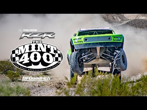 The 2017 Polaris RZR Mint 400 presented by BFGoodrich Tires - S03E04 - Offroad Addiction TV