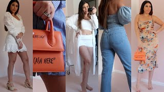 הול אופנה מבוהו | Boohoo TRY ON Fashion haul