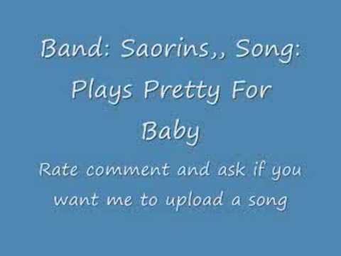 Saosin - Plays pretty for baby