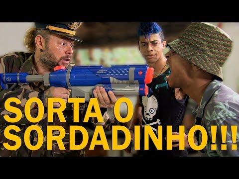 RECEBI O EVERSON ZOIO EM CASA! | SORTA O SORDADINHO | RICHARD RASMUSSEN