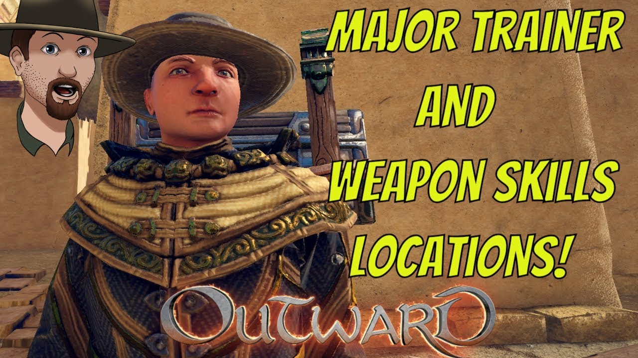 Outward Trainer Locations For The Major 8 And All Weapon Skills Outward Guide Youtube Outward how to make money. outward trainer locations for the major 8 and all weapon skills outward guide