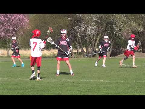 03-17-18 Stanwood 7/8 vs Seattle Academy Middle School Lacrosse